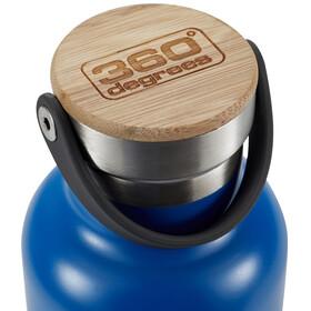 360° degrees Vacuum Insulated Drink Bottle 750ml Ocean Blue